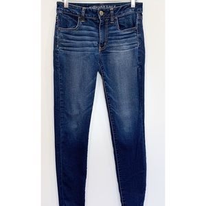 American Eagle | High waisted jeggings